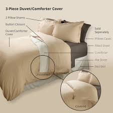 what is a duvet cover. Perfect What DUVET COVER AND SHAMS 1800 Series 3 Piece Duvet Set  King  Queen Full  Twin For What Is A Cover V