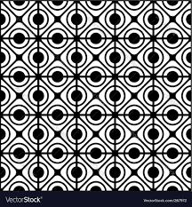 Lattice Pattern Gorgeous Geometric Lattice Pattern Royalty Free Vector Image