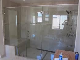 modern bathroom shower design. Amusing Replacement Shower Stalls For Modern Bathroom Ideas: Clear Glass Design