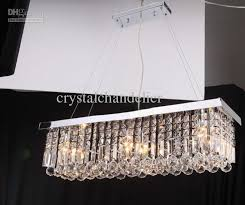 contemporary crystal pendant lighting. Elegant Crystal Pendant Chandelier Lighting 100cm Modern Contemporary Light Ceiling Lamp A