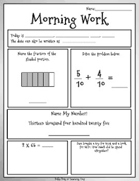 together with  as well  as well  besides  furthermore  besides Excel  morning work for third grade  Third Grade Morning Work Bell likewise  additionally 148 best 2017 Math morning work images on Pinterest   Studying besides The 25  best Mental maths worksheets ideas on Pinterest   2nd furthermore Standard form of decimals worksheet   Education   Pinterest   Math. on morning math worksheet multiply