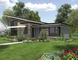 one level modern house plans lovely contemporary home plan beach inspired style the dunland