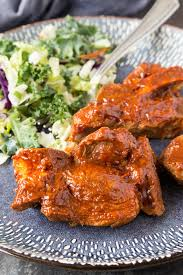 country style bbq ribs crockpot or