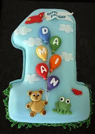 The first year is just a stepping stone to many memories yet to make. 32 1st Birthday Cakes For Boys Ideas 1st Birthday Cakes Cupcake Cakes Cakes For Boys