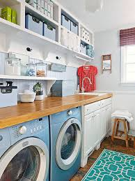 laundry furniture. Combine Wide And Narrow Storage Laundry Furniture D