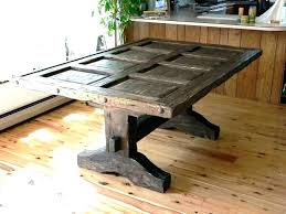 rustic wood dining table distressed wood table distressed wood furniture distressed wood dining room table s