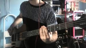 biffy clyro biblical bass cover