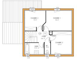 Plan Maison 80m2 Etage
