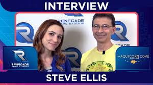 Becca Scott Designs The Aquicorn Cove Board Game Designer Interview Steve Ellis