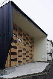 Office facade design Shop Lot Collect This Idea Modern Residence 1 Interior Design Small Japanese Home Exhibiting An Intriguing Wooden Facade