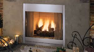 outdoor electric fireplace modern