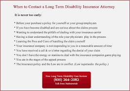 Ten Things Your Long Term Disability Insurer Doesn T Want You To Know