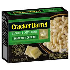 Cracker Barrel Light Cheese Cabot Vermont Naturally Aged Vermont Cheddar Cheese 50