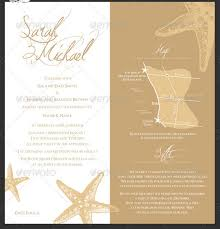 Invitations Cards Templates 25 Beach Wedding Invitation Templates