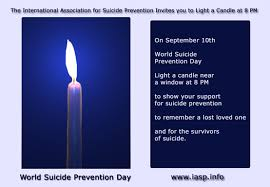 international association for suicide prevention world suicide  international association for suicide prevention world suicide prevention day 2009 activities