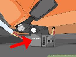 how to disable a seat belt alarm 6 steps (with pictures) Saturn Vue Electrical Diagrams at 2007 Saturn Vue Seat Adjust Wiring Diagram