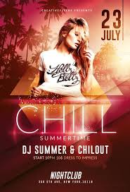 Part Flyer Summer Party Download Flyer Psd Templates Creative Flyers