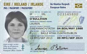 September ie To New Independent Delayed - Selfie-friendly Passport Card