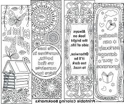 Bookmark Coloring Pages Bookmarks Coloring Pages Yggs Org