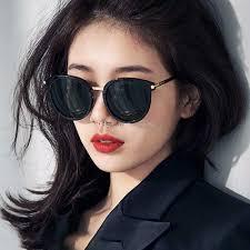 Oversized Womens Designer Sunglasses 2018 Newly Women Luxury Designer Sunglasses Oversized Frame Mens Designer Sun Glasses Polarized Round Fashion Eyegalsses For Women Uv400 Hot