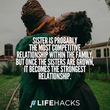 Best Sister Quotes Enchanting 48 Sister Quotes That Will Make You Hug Your Sister Tight