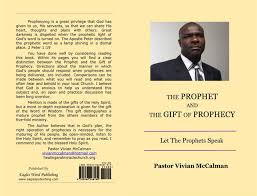 the and the gift of prophecy cover image