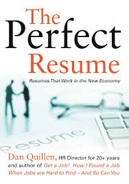 Resume Book The Perfect Resume Resumes That Work In The New Economy Get A 23