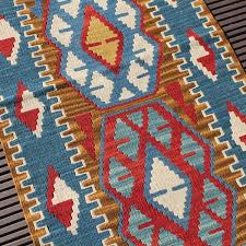 picture of 2 0 x 6 7 short turkish kilim runner