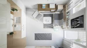 back to interior design for very small homes