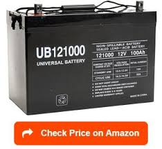 10 Best Rv Battery Deep Cycle Reviewed Rated In 2019