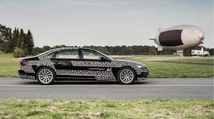 Hands on -- and off -- with the Audi A8's Level 3 self-driving ...