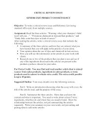 How To Write A Summary Essay In Mla Format Mistyhamel Of An Ar