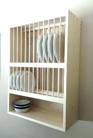 wall mounted dish rack en wall mounted dish drying rack ikea
