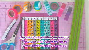 How To Create A Multiplication Table With Scotch Expressions Tape