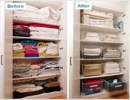 linen storage ideas - Linen closet - Laundry room makeover #LinenStorage  #Organized #LaundryRoom