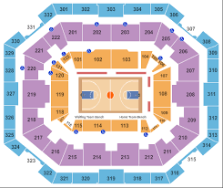 Usf Sundome Seating Chart The Yuengling Center Seating Chart Tampa
