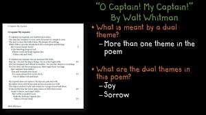 how do you develop a topic for an explanatory essay ppt let s review o captain my captain by walt whitman iuml130sectwiuml130sectwhat is