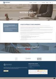 Best Financial Services Website Design Boardwalk Financial Web Design Development Sikich Llp