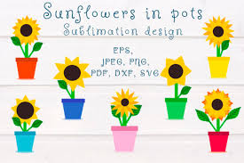 Welcome back crafters, i have been working on these cute paper sunflowers. 0 Sunflower Elements Designs Graphics