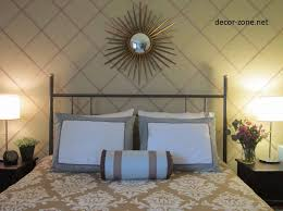 mirrors over the bed master bedroom wall decor fresh ideas bedroom wall