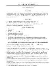 Employee Relations Manager Resume Human Resources Manager Resume