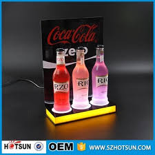 E Liquid Display Stand Acrylic LED Display Stand LED E Liquid Display Stand E Liquid 18