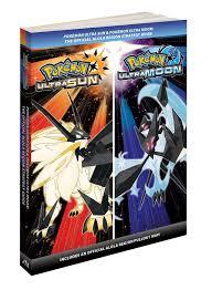 Pokémon Ultra Sun & Pokémon Ultra Moon: The Official Alola Region Strategy  Guide (Pokemon (Prima Official Guide/Official Pokedex Guide)): Pokemon  Company International: 9780744018820: Amazon.com: Books
