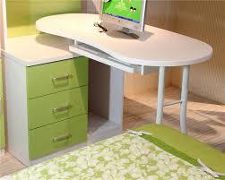 children s furniture sliding curved corner desk stylish mobile desks computer desk bookcase shelves study table in children furniture sets from furniture on