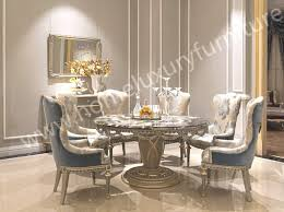 beautiful dining room furniture. Luxury Dining Room Sets Marble. White Marble Table Beautiful Wooden And Chairs Furniture