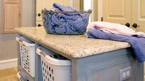 Laundry Room In Kitchen Add A Storage Island 10 Ways To Organize The Laundry Room