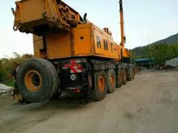 Krupp Kmk 6200 Load Chart Mobile Crane 200t Mobile Crane 200t Suppliers And
