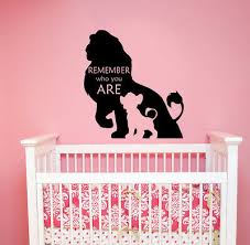 disney wall decal remember who you are
