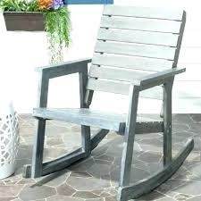 Outdoor Wooden Rocking Chairs Outdoor Wooden Rocking Chair Plans