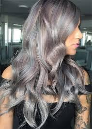 granny silver grey hair color ideas balayage grey hair